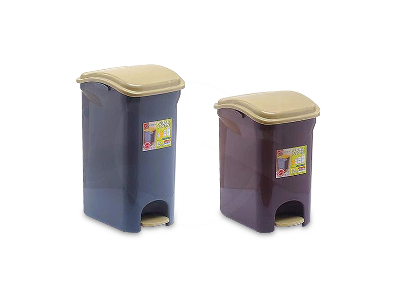 Antimicrobial Pedal Dustbin<br>防菌脚踏垃圾桶