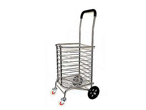 SC602<br>Shopping Trolly W/Cover<br>盖铝菜车