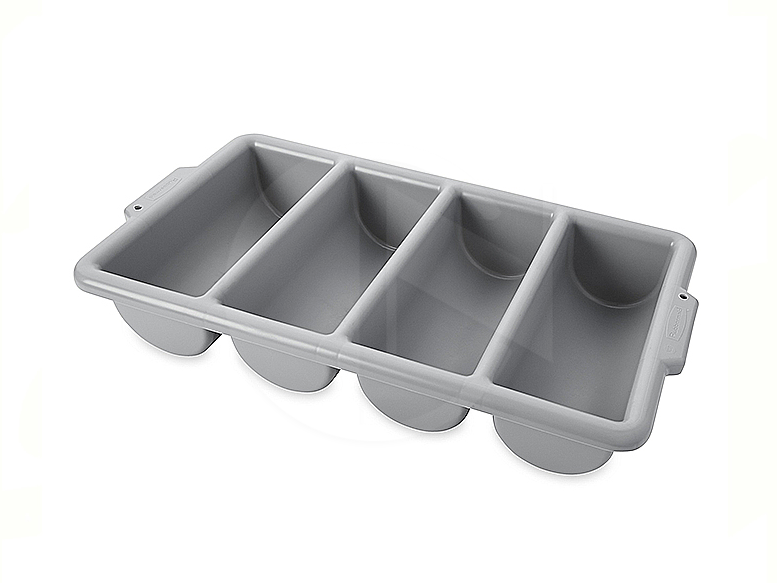 UN-1411<br>4 Compartment Cutlery Tray<br>4 格叉匙托盘