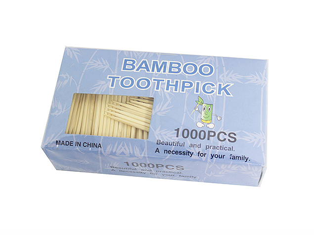 B-001<br>Bamboo Toothpick<br>牙签
