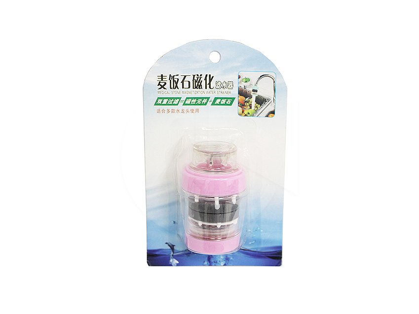 HY-033<br>Medical Stone Magnetization Water Filter<br>麦饭石磁化滤水器