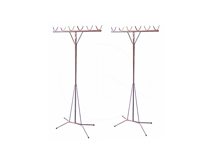 T101<br>Bamboo Stick Stand<br>铁竹干架