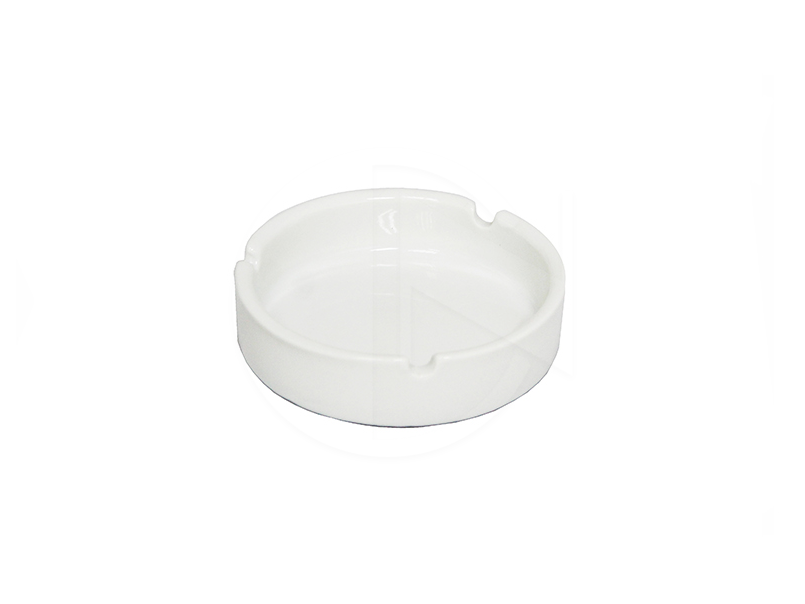 160-036<br> Cigarette Ash Tray<br>烟灰碟 (特白瓷)